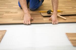 Irving Hardwood Floor Installation
