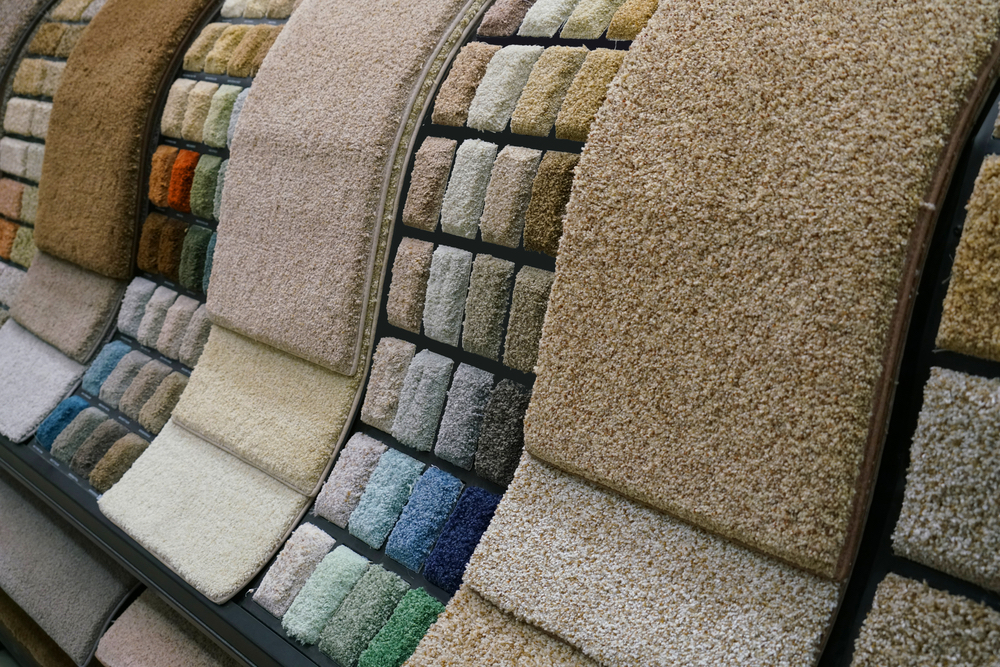Carpet installation in Dallas and across North Texas.