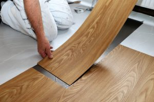 New residential flooring is a big decision. Trust in the professionals for flooring services!