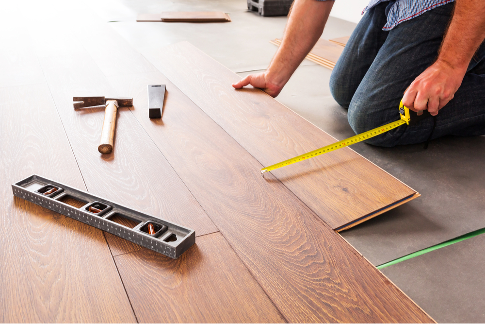 Dallas laminate flooring installation and maintenance.